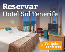 reservar hotel sol tenerife